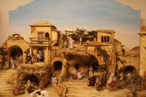 DSC04053-300x199 in Große orientalische Krippe (Weihnachtskreis)
