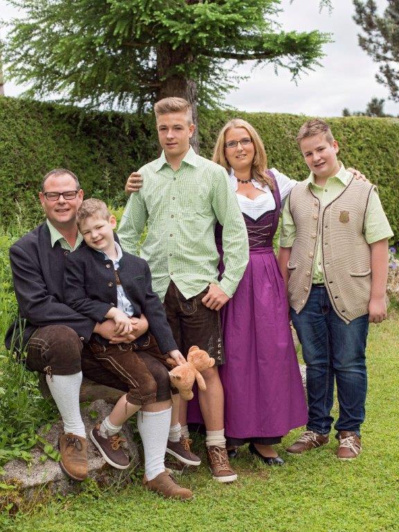 Familie Kastinger Wam in Über uns