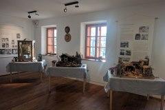 Krippenroas in Seewalchen - Ausstellung bei Fam. Tostmann