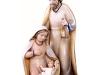 Hl. Familie - € 83,00 (12 cm, lasiert)