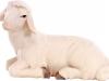 Schaf liegend - € 15,80 (12 cm, lasiert)