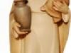 Hirtin mit Kind - € 31,00 (10 cm, lasiert)