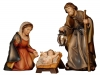 Hl. Familie 10cm/c - Art.: 2002 € 168,50