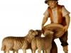 Schaffütterer mit drei Schafen 10cm/c - Art.: 2169 € 131,40