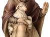 Hirt kniend mit Schaf 10cm/c - Art.: 2191 € 62,90