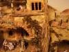 Orientalische Krippe mit Hintergrundbild