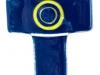 NEU! Kreuz aus Glas blau/türkis 12x7,5cm € 16,--