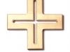 NEU! Kreuz mit Öse aus Ahorn 15cm € 26,--