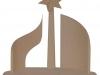 Stall für Hl. Familie (Salcher) - Art.: 2710 / Größen: 8/€26,80 - 10/€39,20 - 14/€50,30 - 22/€73,50