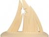 Stall für Hl. Familie (Salcher) - Art.: 2716 / Größen: 10/€47,10 - 15/€71,30 - 20/€94,30