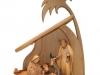 Krippenset 7tlg. Artis - € 172,00 (12 cm, lasiert)