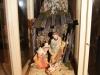 Heimatliche Laternenkrippe mit Poly-Figuren 10cm - lagernd