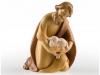Kniender Hirt mit Lamm 12cm/C - Nr. 09000-04 € 39,60