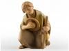Kniender Hirt mit Hut 12cm/C - Nr. 09000-08 € 39,60