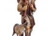 Hirt mit Tragekorb und Ziege Art.: 10700-026 - 10cm color/ € 77,--