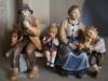 Heimatliche Krippe Oma, Opa & Kinder