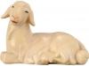 Schaf liegend 10cm/aqu - Art.: 1852 € 14,00