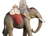 Elefant stehend 12cm, color € 84,--