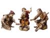Hirtengruppe an der Feuerstelle 10cm, color € 138,--