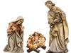 Hl. Familie mit Kind lose + Krippe C/ Nr. 801502 12cm - € 120,60