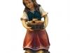 Mädchen mit Korb 9,5 cm color