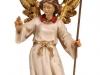 Wegweisender Engel mit Stab 9,5 cm color