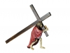 Jesus trägt das Kreuz - € 107,00 (Art.-Nr.:05/ 14cm, color)