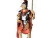 Römer mit Lanze - € 83,00 (Art.-Nr.:10/ 14cm, color)