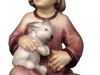 Mädchen sitzend mit Hase 10cm/c - Art.: 2918 € 28,80